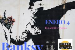 Día Banksy