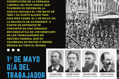 1ro de Mayo