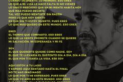 """""""Eres"""", Café Tacuba."""