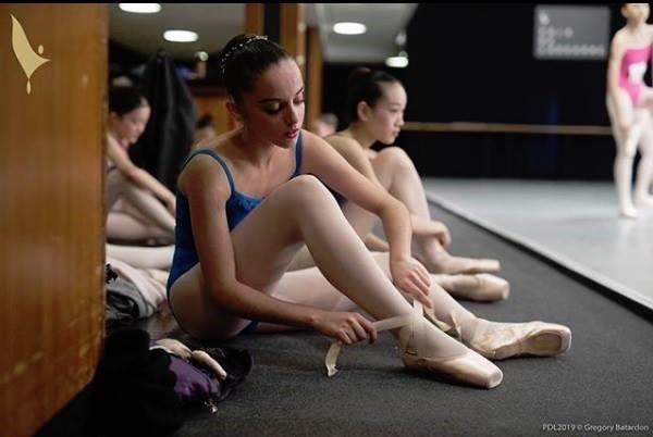 Paloma Ramírez, bailarina argentina