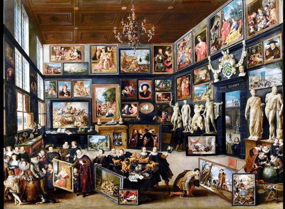 Origen del museo